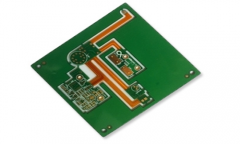 Double Sided Rigid-flex PCB Board for Cell Phone