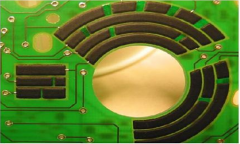 Carbon Ink Electronic PCB